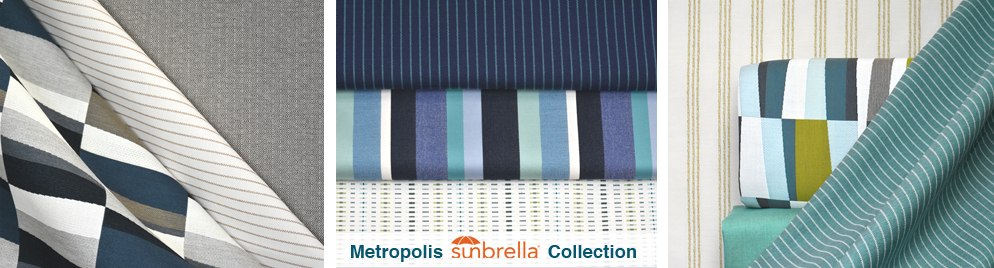 Sunbrella Metropolis Collection