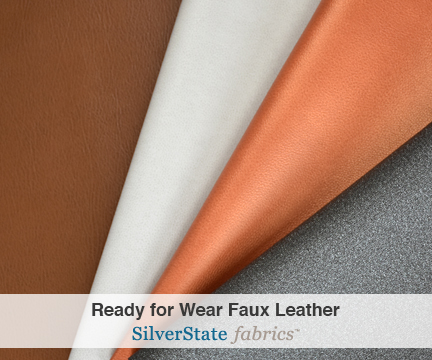 Ready For Wear Faux Leather