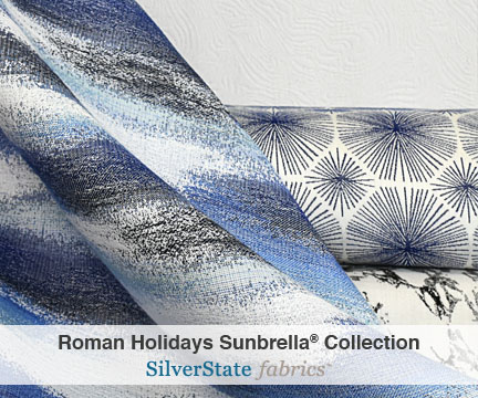 Sunbrella Roman Holidays by Silver State