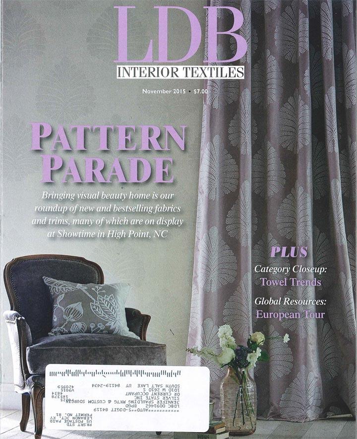LDB Interior Textiles Magazine